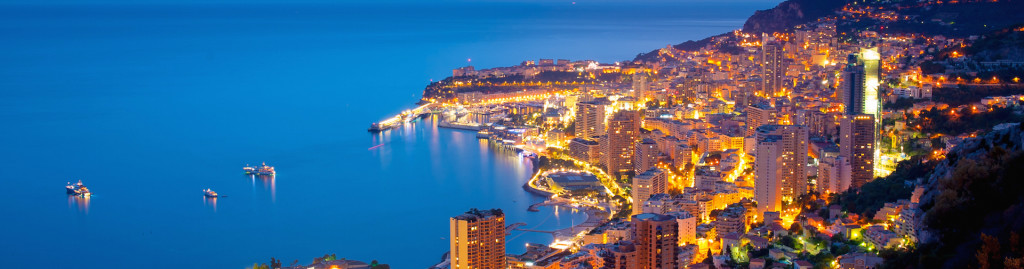 shutterstock_Monaco Night Seaview 1