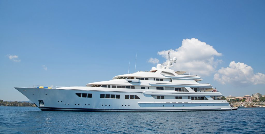 Motor Yacht with Yacht Jobs for Crew