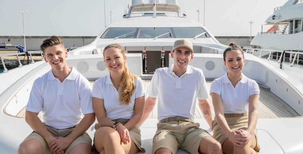 YPI CREW March Yacht jobs